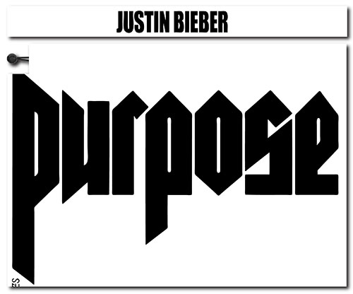 Justin Bieber CD Bundle- PURPOSE
