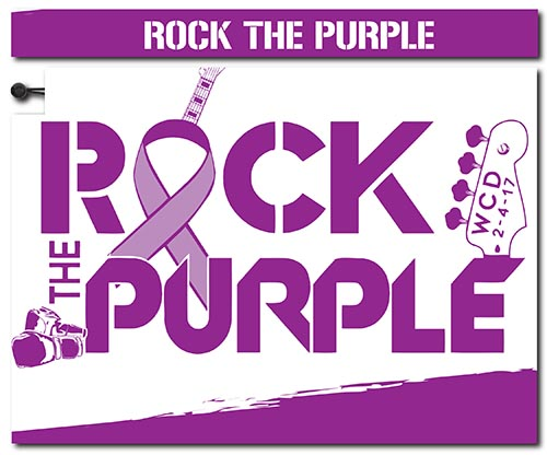 Rock The Purple- Relay for Life