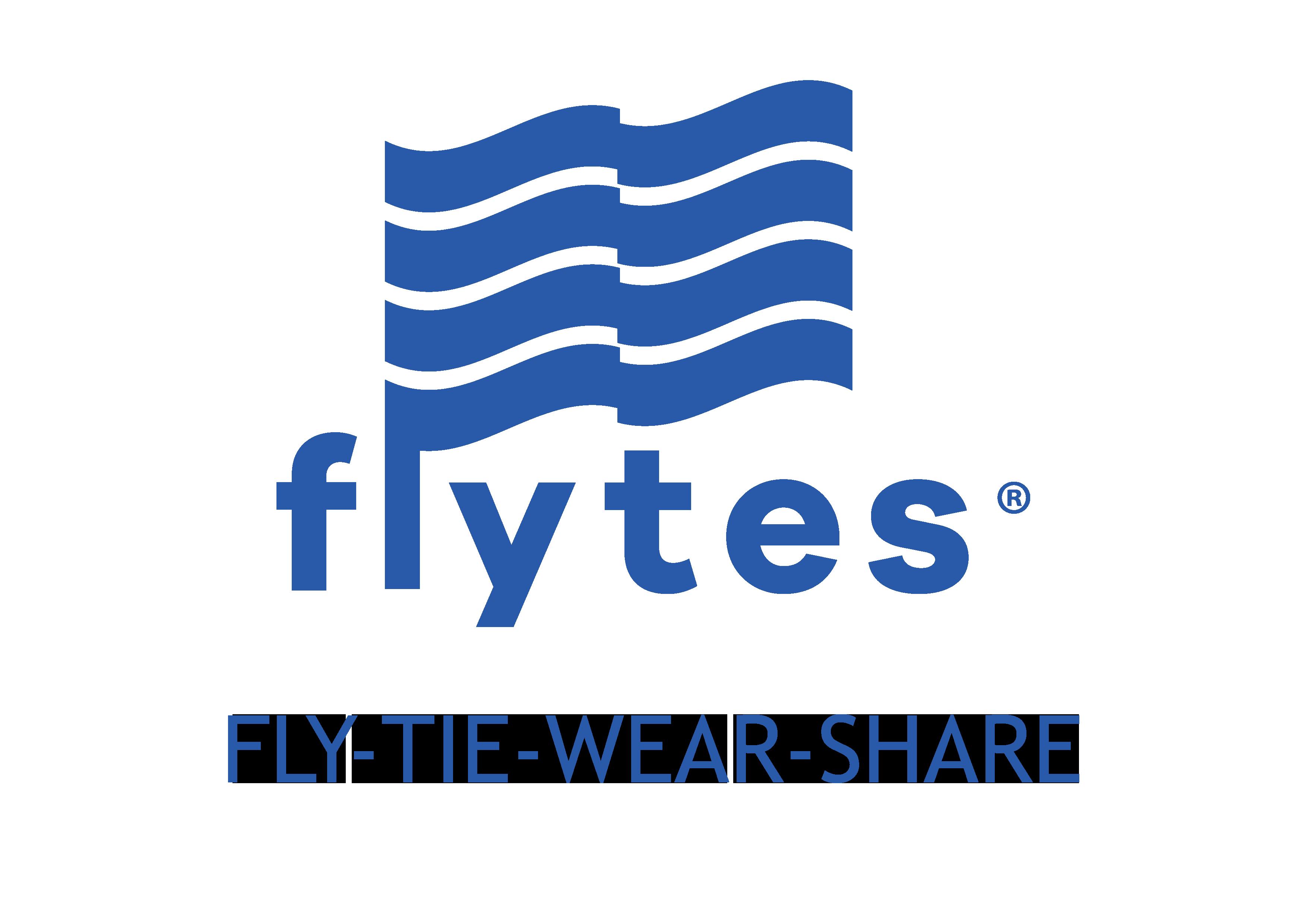 new flytes logo text